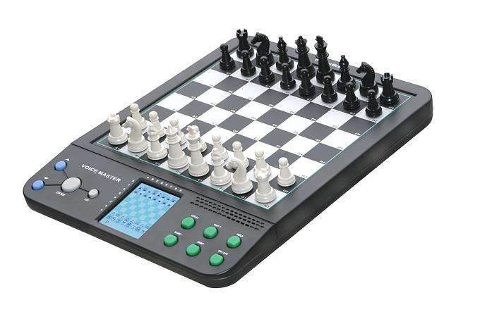 30 Uds 64 rejillas interruptor de empujar hablar inglés Alemania Enelectronic ajedrez ordenador ajedrez magnético viajes programa de enseñanza principiantes