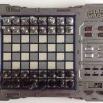 Juego de ajedrez electrónico galáctico electrónico Star Wars Episodio I