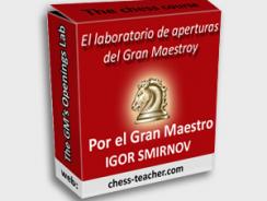 El Laboratorio de Aperturas de Ajedrez del Gran Maestro
