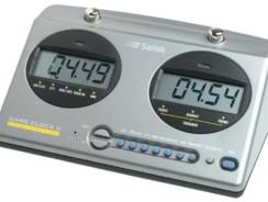 Revisión del Reloj de Ajedrez Saitek Game Clock II