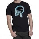 Camiseta de Ajedrez el cerebro X-Ray para hombre