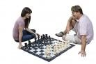Juego gigante de ajedrez de Traditional Garden