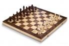 Juego de Ajedrez Smart Tactics Edición Standard – Grande 40 x 40 cm – Tablero de Ajedrez Plegable de Madera Certificada FSC y Terciopelo