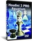Houdini 3 PRO Aquarium Motor Ajedrez + Interfaz Gráfica