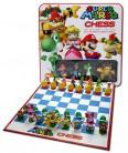Juego de Ajedrez con Figuras de Súper Mario Bros