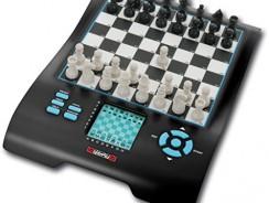 Analisis de la Computadora de Ajedrez Europe Chess Master II