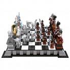 Ausini – Juego de bloques construcción Ajedrez Piratas & Caballeros – 1.142 piezas (ColorBaby 42858)
