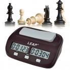 Ckeyin ® Reloj digital para jugar al ajedrez