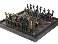 El juego de ajedrez Batman DC de 32 piezas