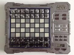 Juego de ajedrez electrónico galáctico Star Wars Episodio I