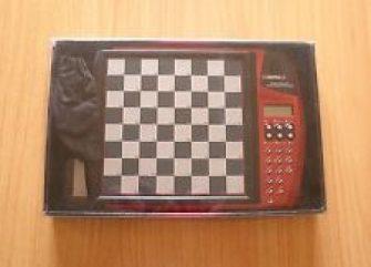 Ajedrez Electrónico Sprechender Schachmeister 3000 ¡¡Completo!! (Millennium)