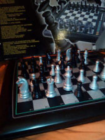 Ajedrez electronico 1984