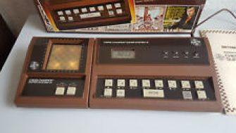ajedrez electronico Chess Champion Super system III by Novag con modulo pantalla