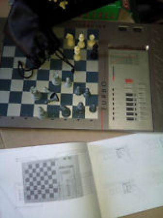 Ajedrez electronico kasparov