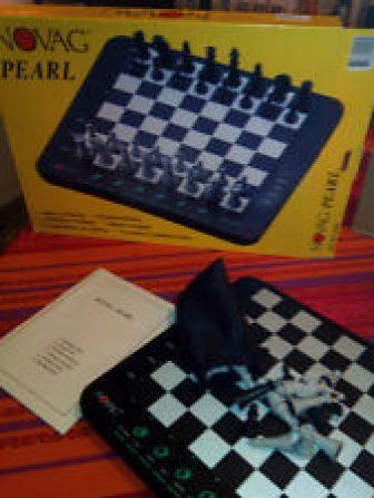 Ajedrez electronico Pearl nuevo