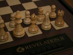 Revisión del Ajedrez Electrónico Revelation II de DGT