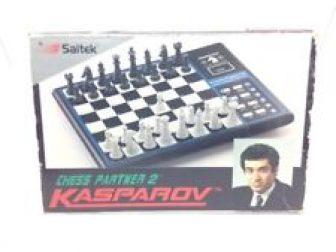 AJEDREZ ELECTRONICO SAITEK KASPAROV 2725824