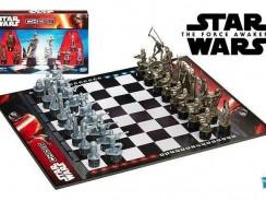 Juego de ajedrez de Star Wars de Hasbro
