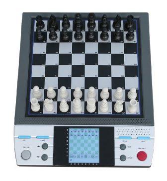 Aquamarine - Voice Chess Professor, ajedrez electrónico (AVPR)