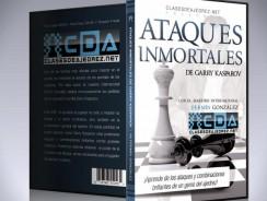 Cupon Descuento: Ataques Inmortales de Kasparov – MI Fermín González