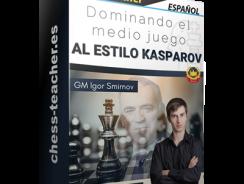 Ataques Inmortales de Kasparov
