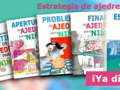 Guías de lectura de Ajedrez: Colección para niños La Casa del Ajedrez