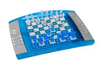 Lexibook - Ajedrez electrónico y luminoso con teclado sensitivo (LCG3000)