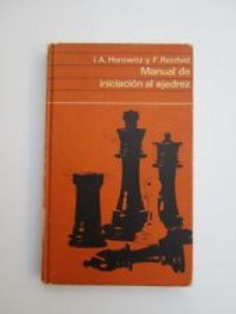 Manual de Iniciación al Ajedrez (L10650)