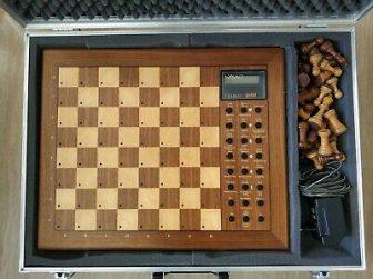 Novag Diablo 68000 - Chess Computer - Schach computer - Ajedrez Electrónico