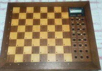 Novag Diablo- Chess Computer - Schach computer - Ajedrez Electrónico