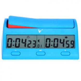 ORIGINAL LEAP pq9912 Compacto Profesional Digital Reloj de ajedrez Cuenta atrás