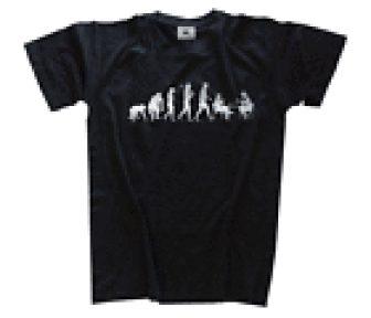 PLATA Edition AJEDREZ JUGADOR DE Evolution Camiseta S-xxxl