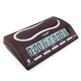 Reloj Digital Automático 29 Programado para Torneo Ajedrez Juego Weiqi I-go