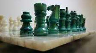 Scacchiera scacchi alabastro chessboard and chess marble gioco degli play